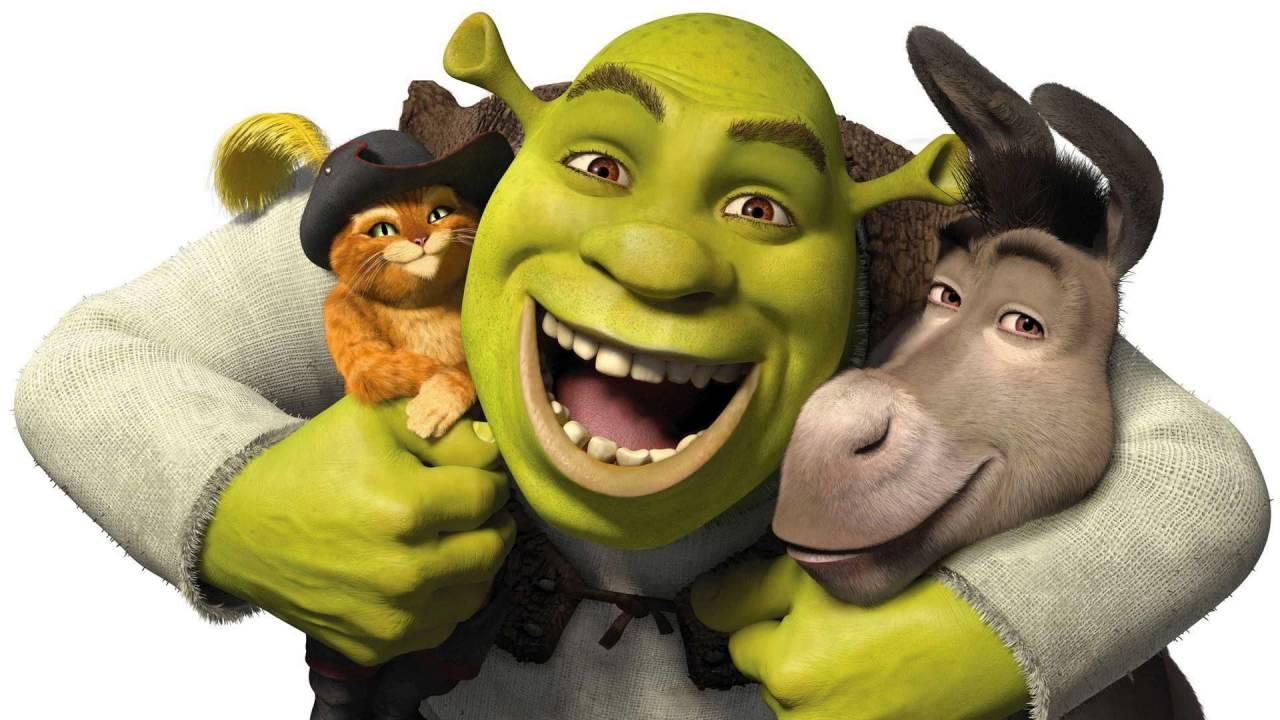 Shrek compie 20 anni e per festeggiare debutta in 4k Ultra HD thumbnail