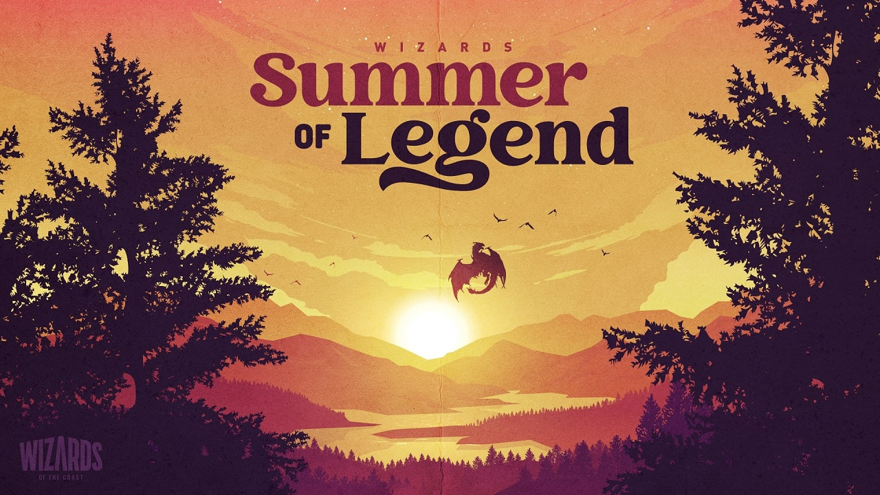 Wizards of the Coast svela i prodotti di Summer of Legend thumbnail