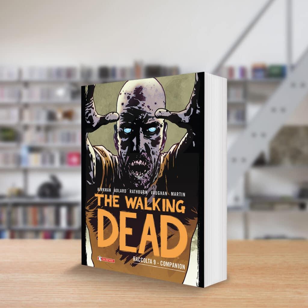 The Walking Dead Raccolta Volume 9.  A luglio il fumetto dal nome Companion.