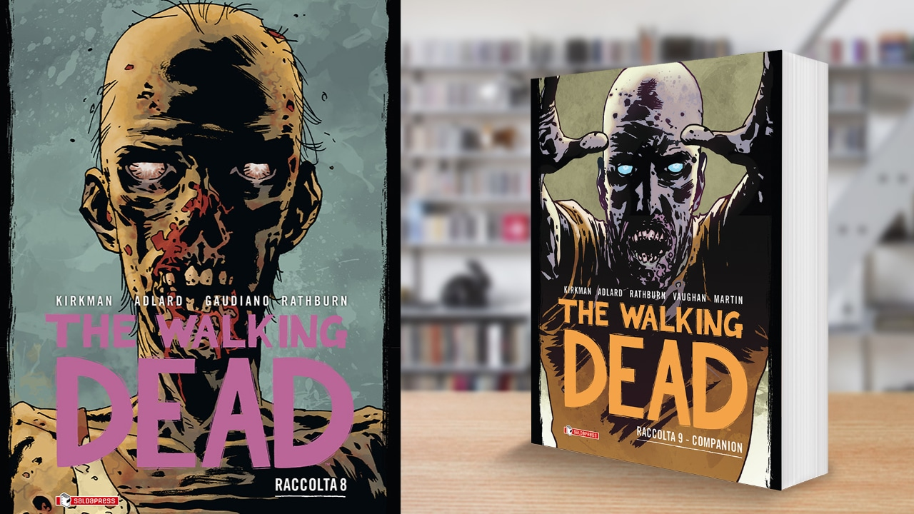 The Walking Dead: arrivano l'ultimo volume e il volume Companion thumbnail