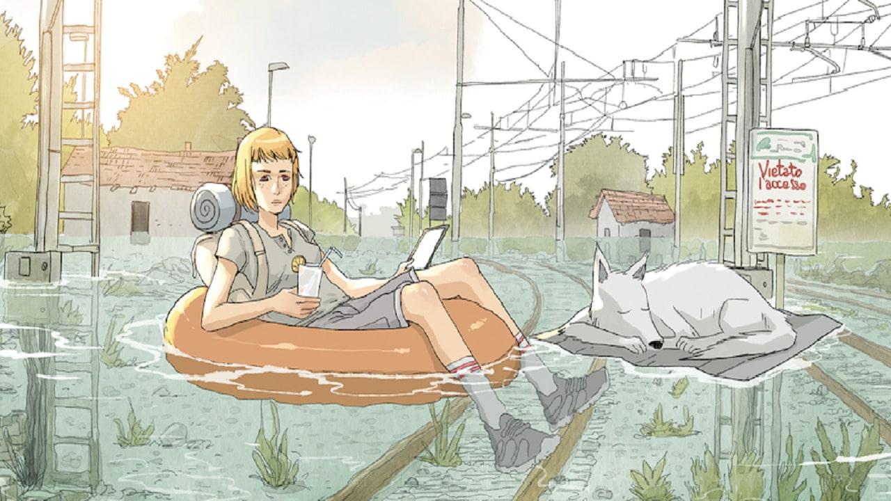 È in uscita Troppo Facile Amarti In Vacanza, il nuovo graphic novel di Giacomo Bevilacqua thumbnail