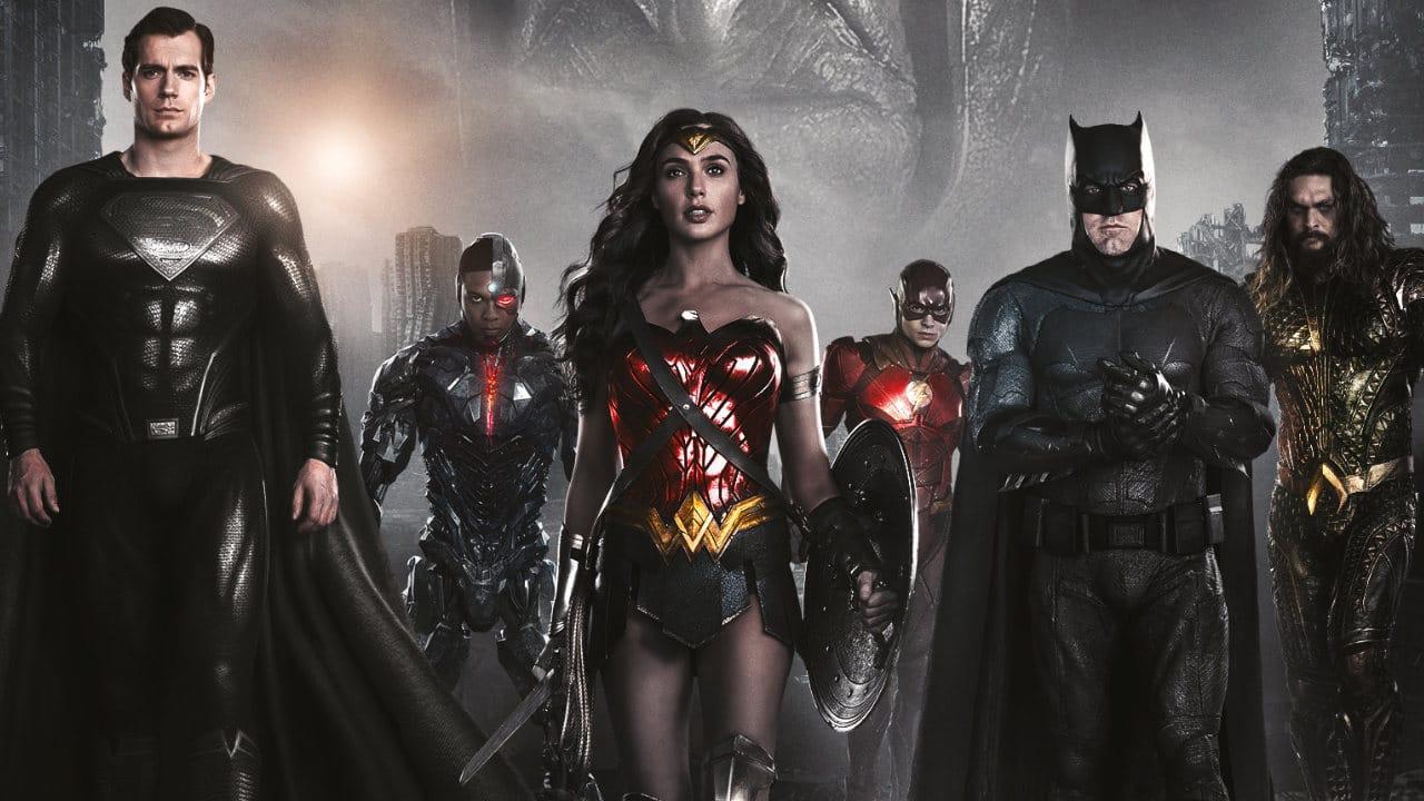 Zack Snyder's Justice League in Blu-Ray - Arrivano le versioni fisiche del film thumbnail