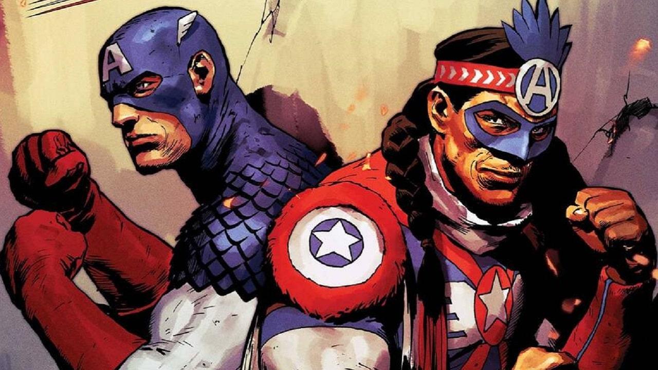 In arrivo un Capitan America nativo americano nei fumetti Marvel thumbnail