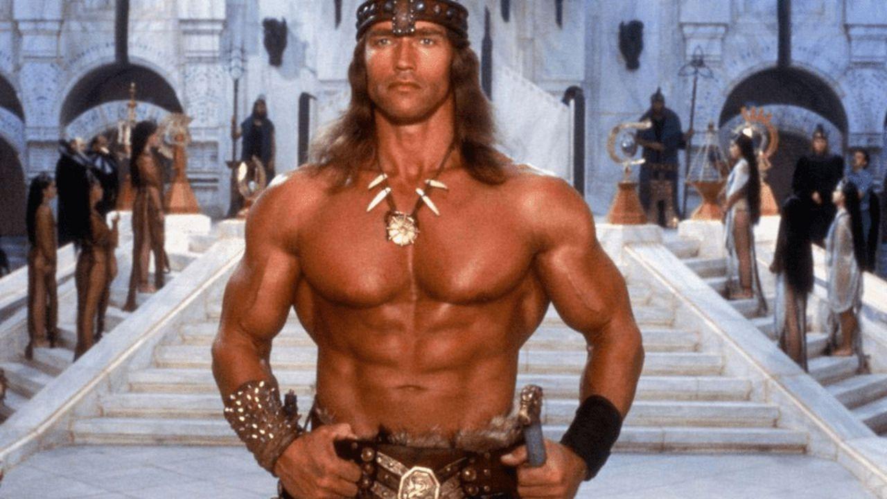 Love Death + Robots: Schwarzenegger voleva un cameo (come Conan!) thumbnail