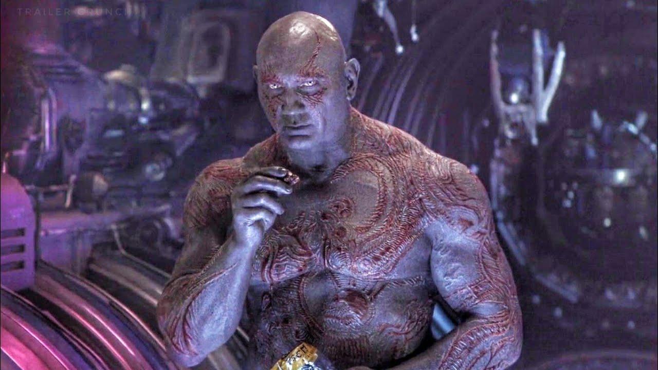 Niente più Drax dopo Guardiani della Galassia Vol. 3? thumbnail