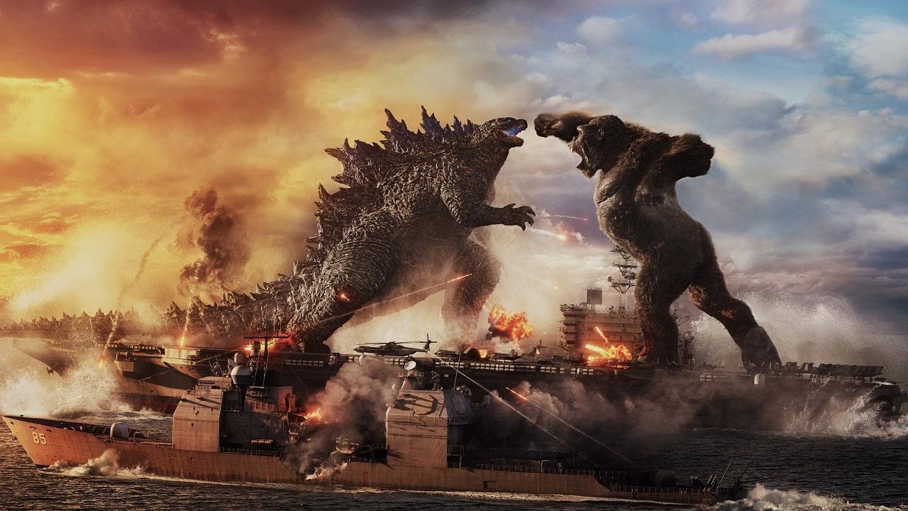 Godzilla Vs Kong debutta in Italia in esclusiva digitale thumbnail