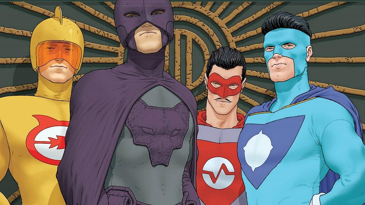 Jupiter's Legacy, i fumetti da leggere per godersi la serie su Netflix thumbnail