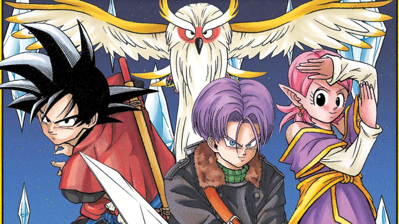 Il manga Super Dragon Ball Heroes di Star Comics è in arrivo thumbnail