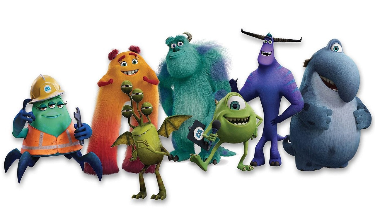 Monsters at Work: online il trailer completo della serie Disney+ thumbnail