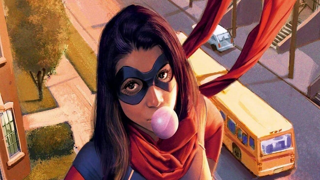 Ms. Marvel: terminate le riprese della serie thumbnail