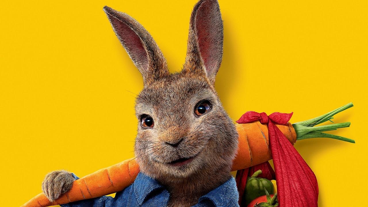 Peter Rabbit 2 arriva al cinema con una nuova avventura! thumbnail