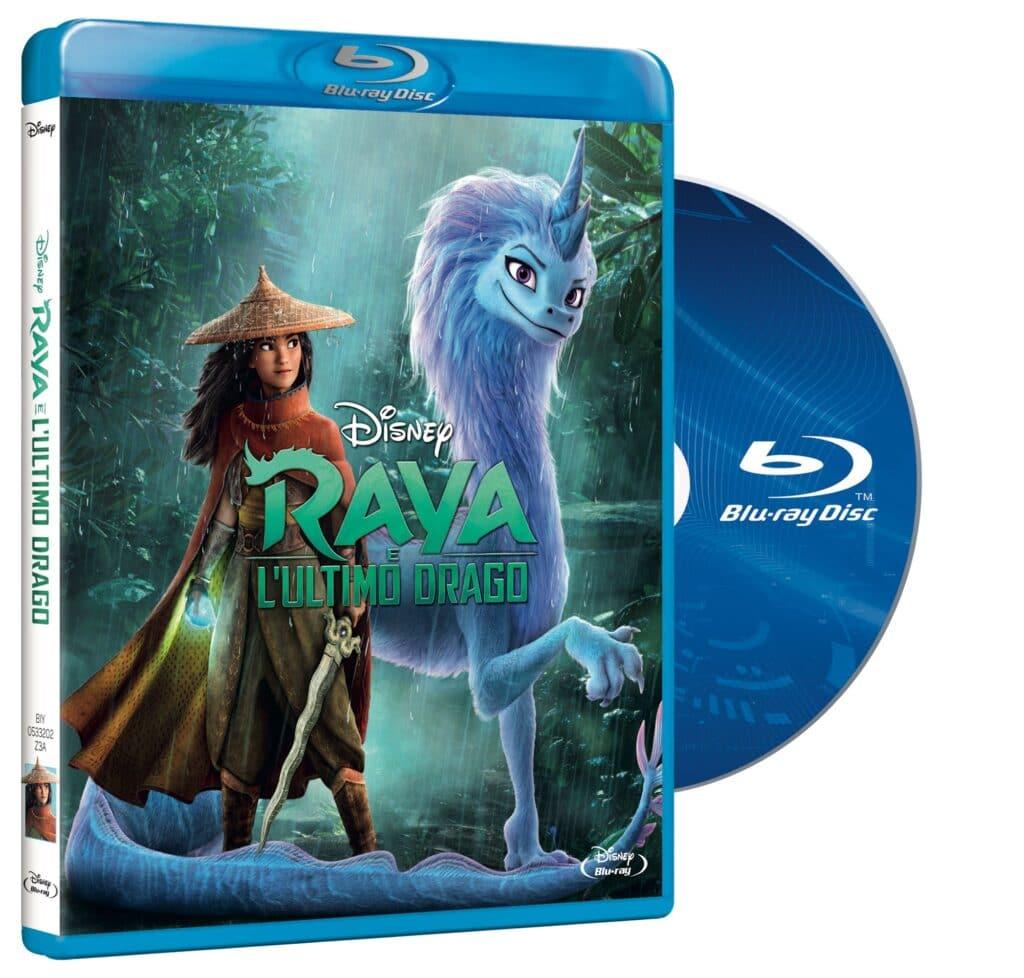 Raya e l'ultimo drago Blu-ray