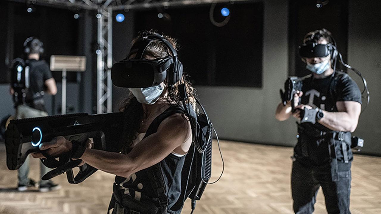 Ricominciare dalla realtà virtuale thumbnail