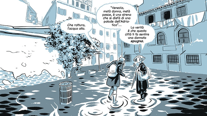 scirocco giulio macaione bao publishing recensione