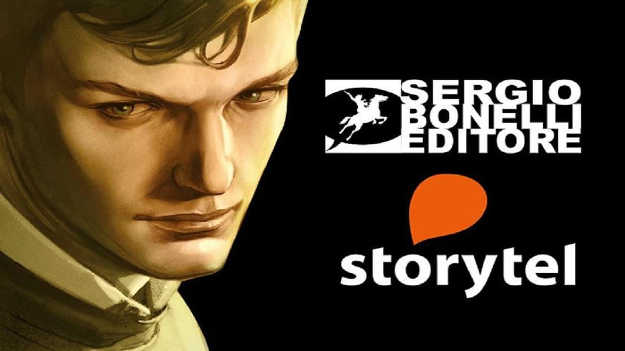 Sergio Bonelli Editore lancia i sui primi audiolibri thumbnail