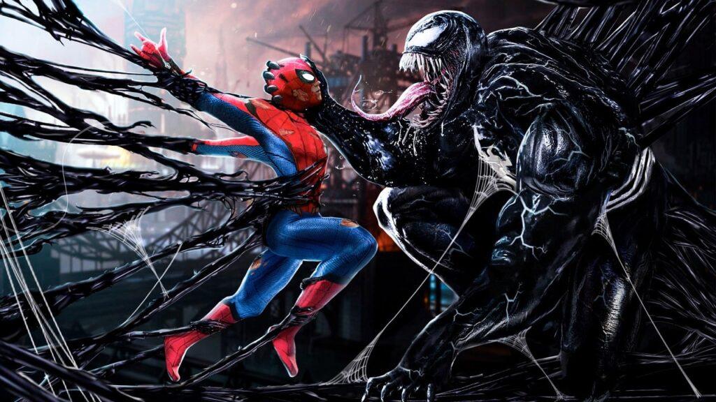 spider-man venom tom holland hardy-min