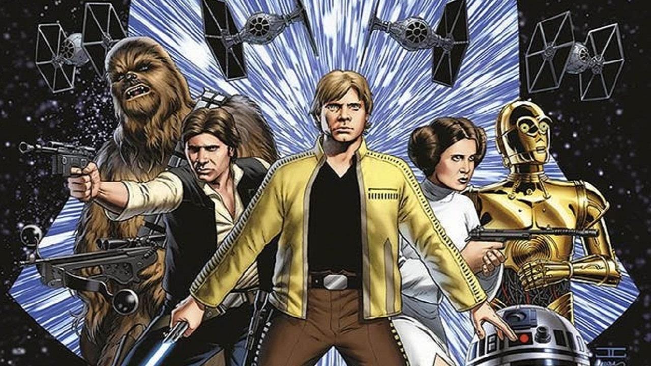 Tutte le proposte di Panini Comics per lo Star Wars Day thumbnail