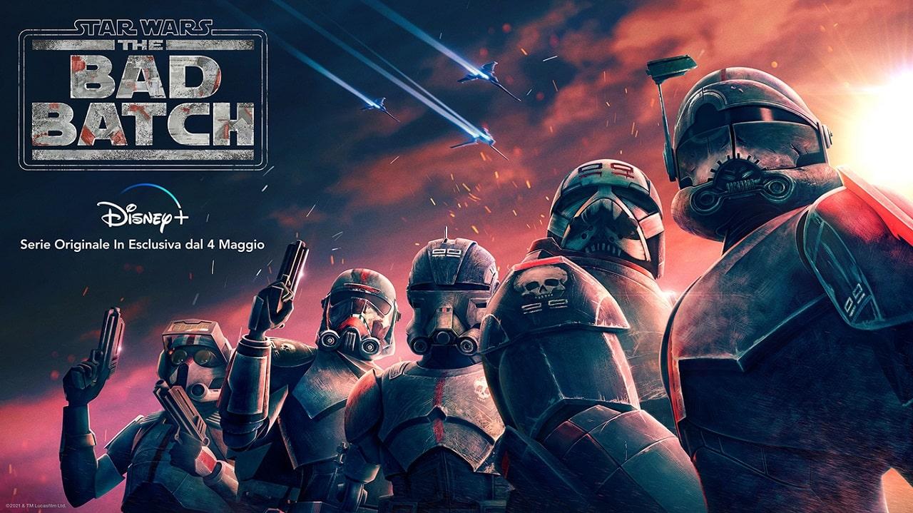 Parliamo di The Bad Batch live con Star Wars Addicted thumbnail