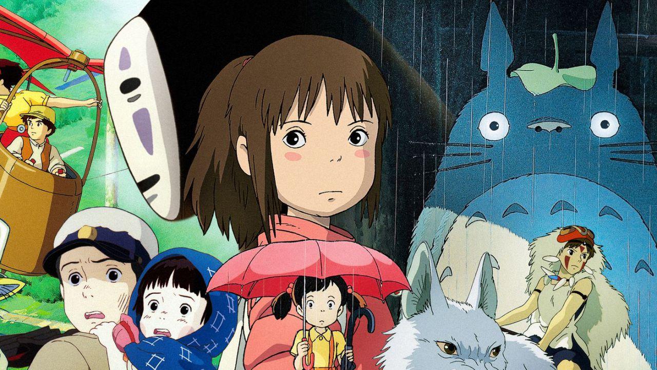 Lo Studio Ghibli pubblica un'immagine crossover con Pixar thumbnail