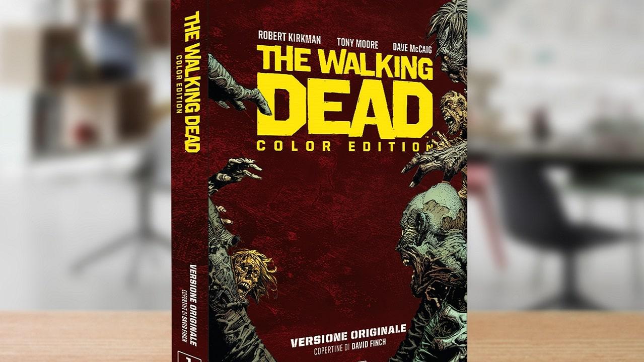 The Walking Dead a colori in edizione spillata arriva a giugno thumbnail