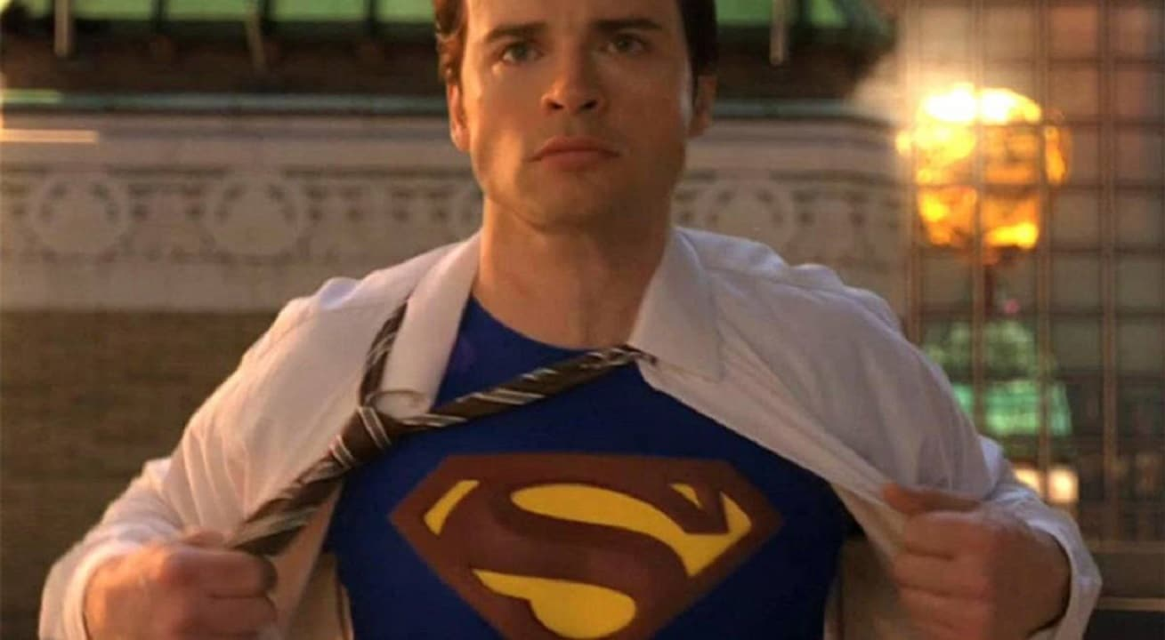 Tom Welling vorrebbe tornare a essere Superman thumbnail