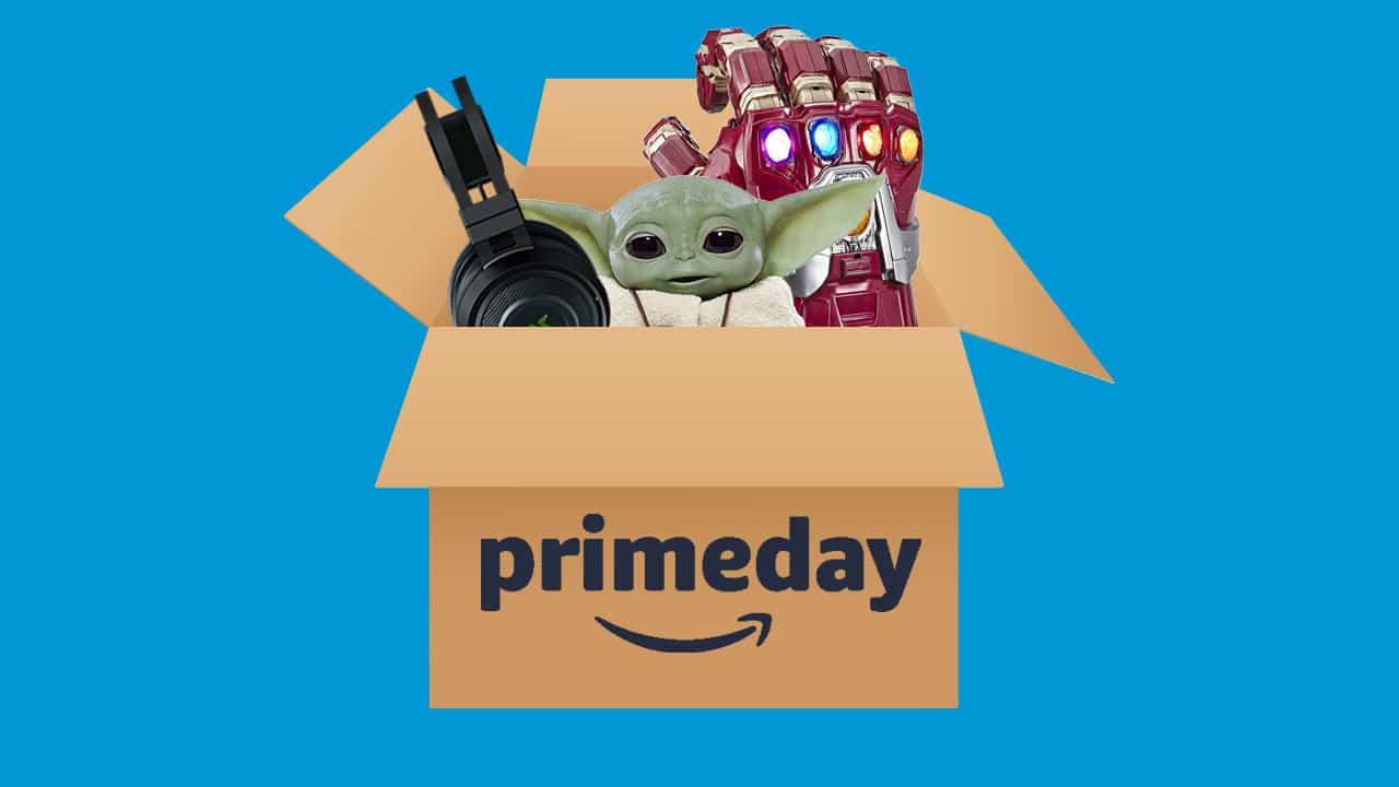 Amazon Prime Day 2021: i consigli di orgoglionerd thumbnail
