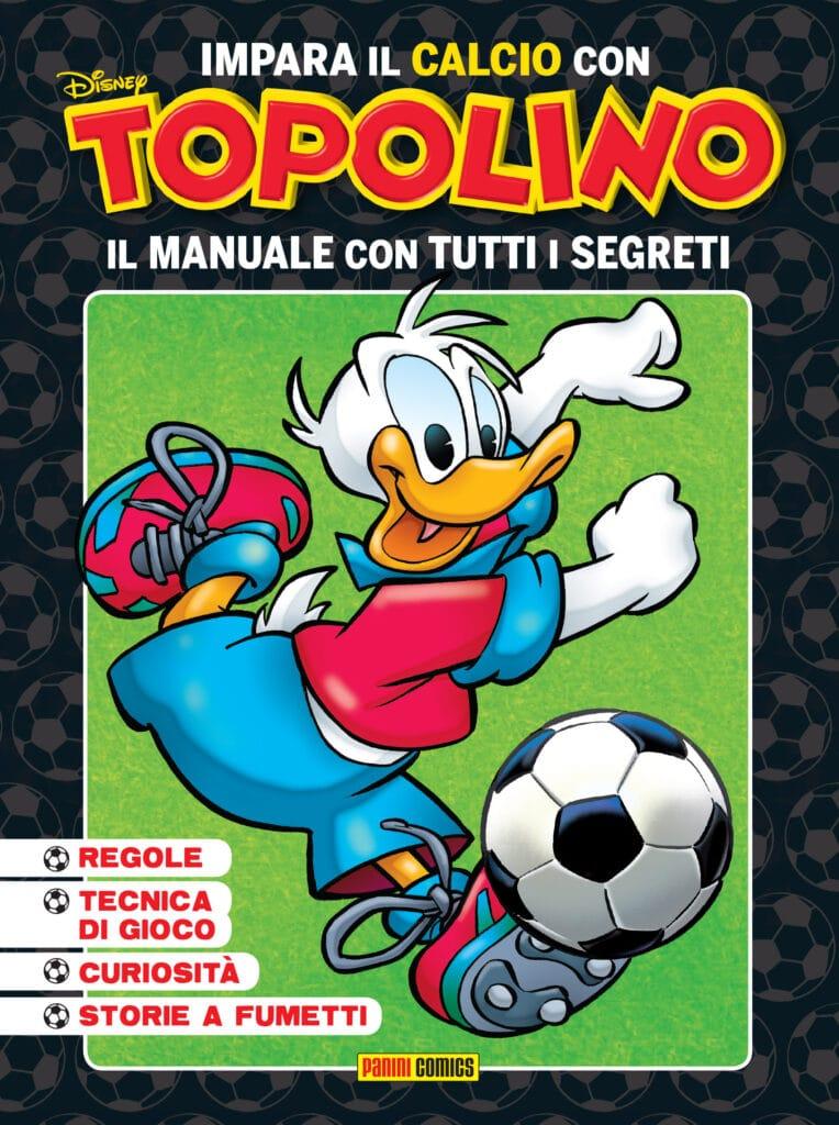 Impara il calcio con Topolino