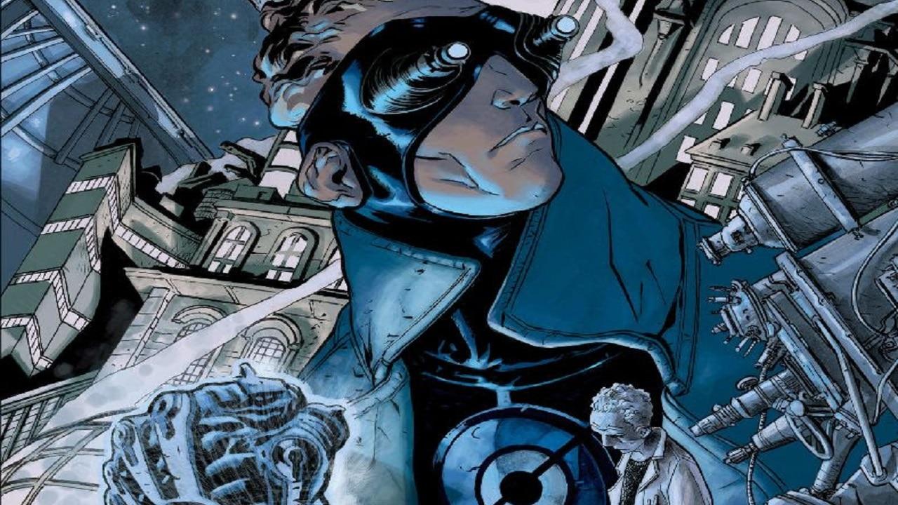 Una nuova storia nell'universo di Black Hammer di Jeff Lemire: lo spin-off sul Dottor Andromeda thumbnail
