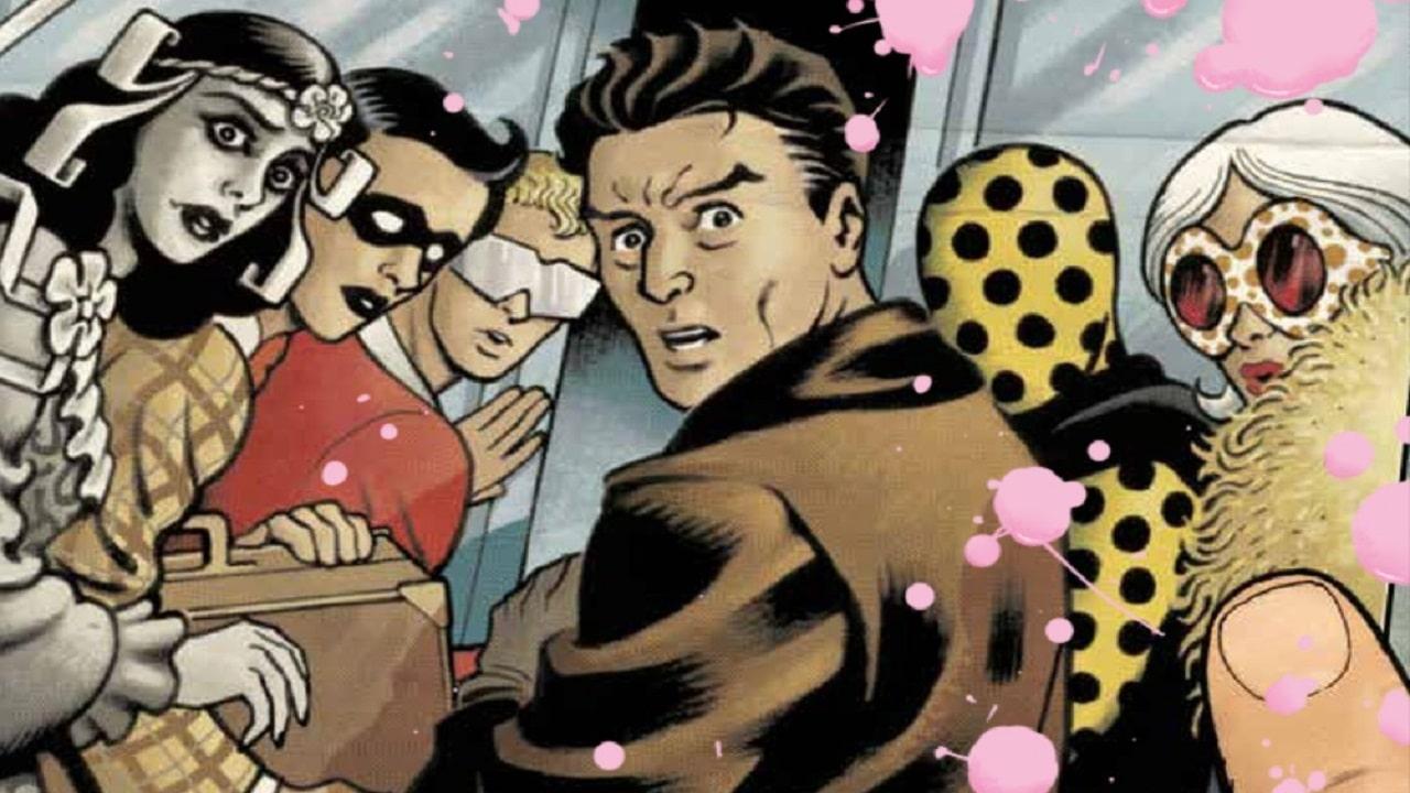 Panini Comics presenta la nuova saga Gli Uomini Della Settimana thumbnail