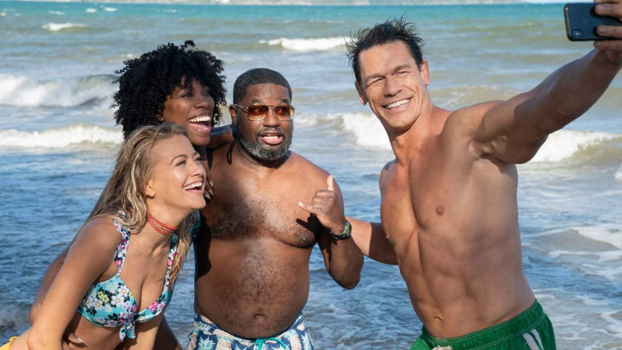 Gli amici delle vacanze , con John Cena, debutta in tutto il mondo thumbnail