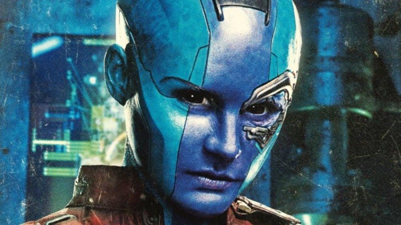 Guardiani della Galassia Vol. 3: le foto della preparazione di Karen Gillan thumbnail