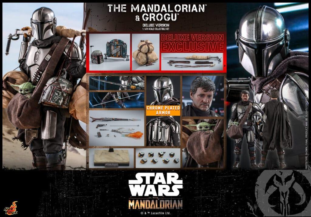 Hot Toys The Mandalorian