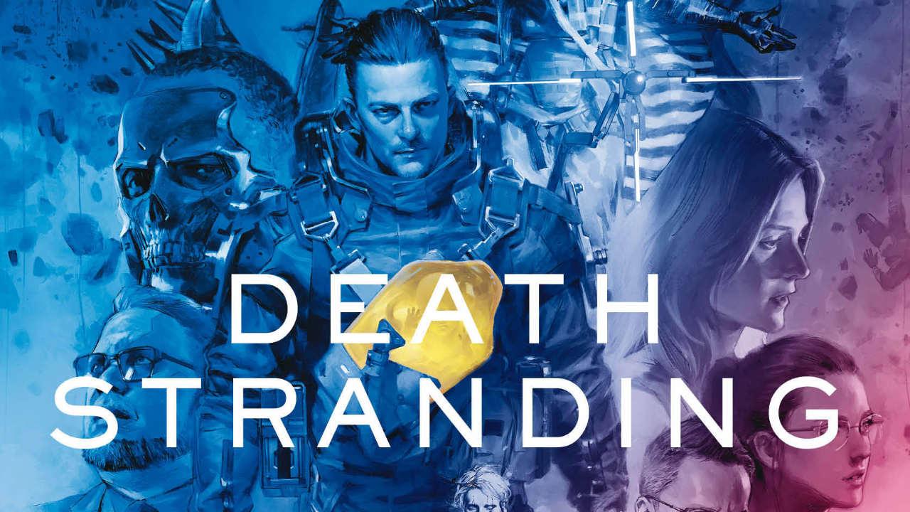 Il romanzo di Death Stranding, ispirato al videogame di Hideo Kojima, è in arrivo thumbnail