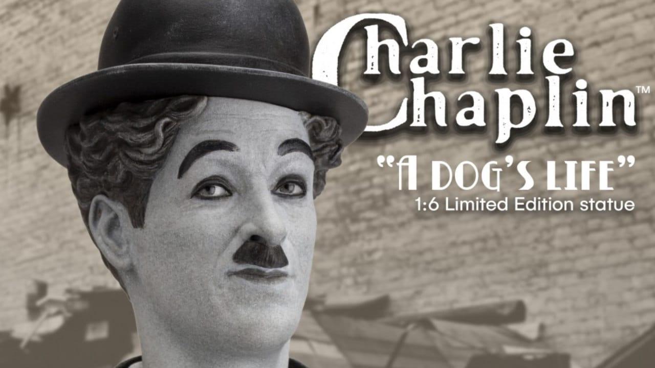 Infinite Statue Charlie Chaplin - La statua in edizione limitata thumbnail