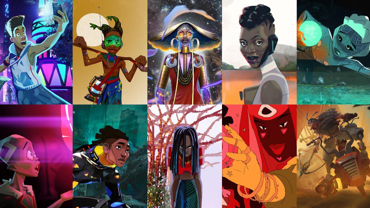 Kizazi Moto: Generation Fire, in arrivo la serie animata sci-fi thumbnail