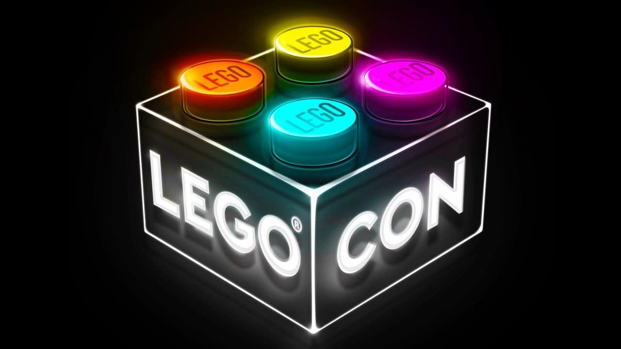LEGO CON: la convention LEGO annunciata ufficialmente thumbnail
