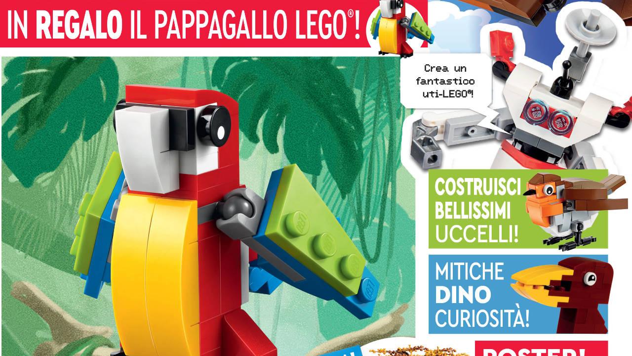 Lego Explorer - La nuova rivista arriva in edicola thumbnail