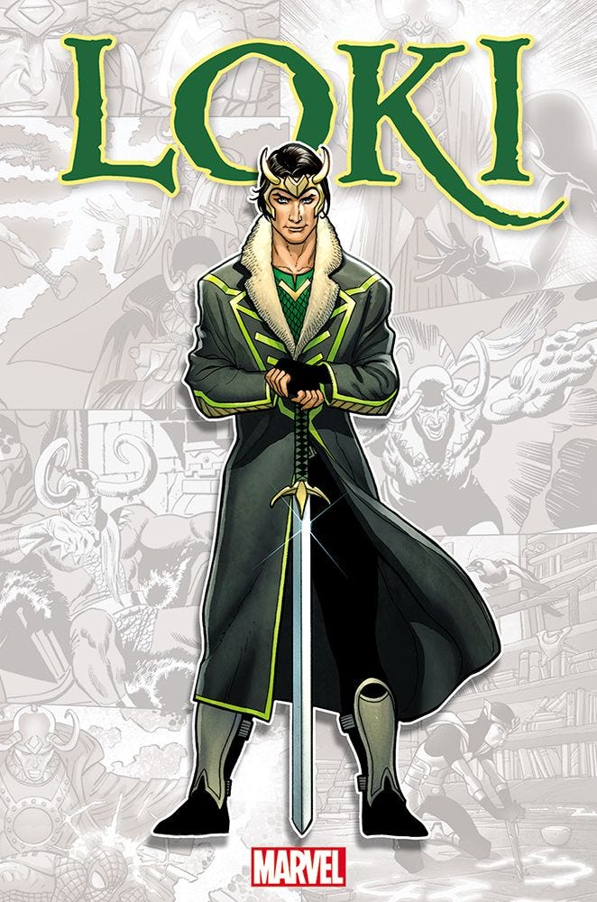 Loki da Panini Comics