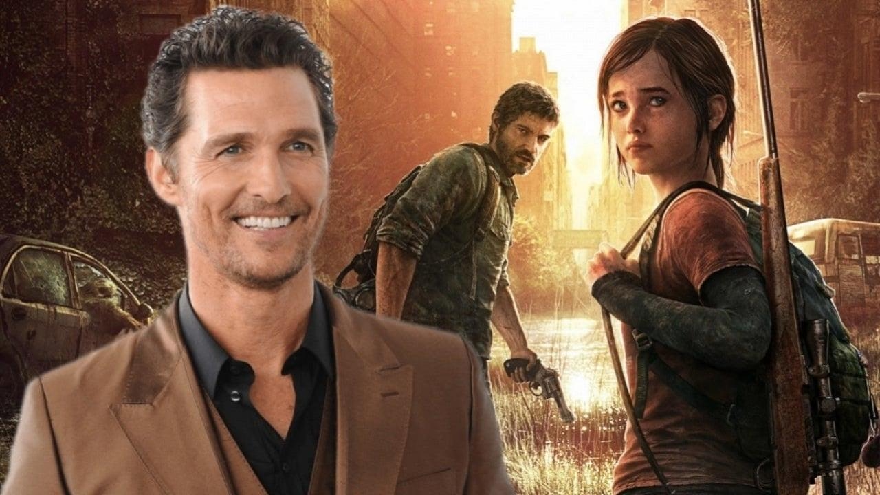 The Last of Us: Matthew McConaughey rinunciò al ruolo principale thumbnail