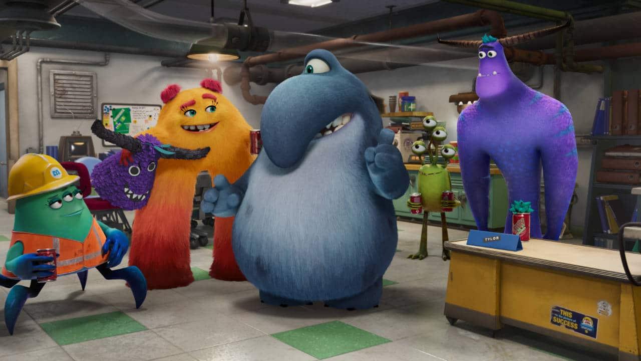 La serie di Monsters & Co. - Online il trailer ufficiale e la data di uscita thumbnail