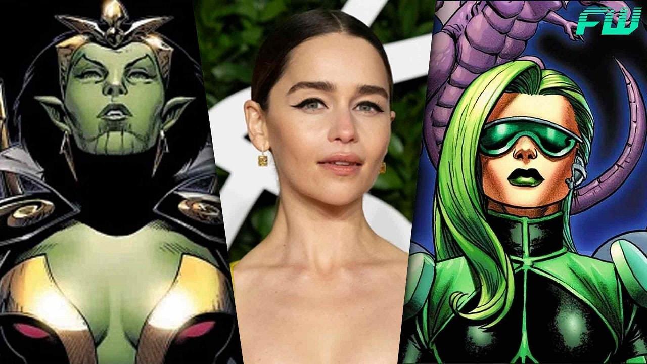 Secret Invasion: Emilia Clarke svela cosa l'ha spinta a prendere parte alla serie thumbnail