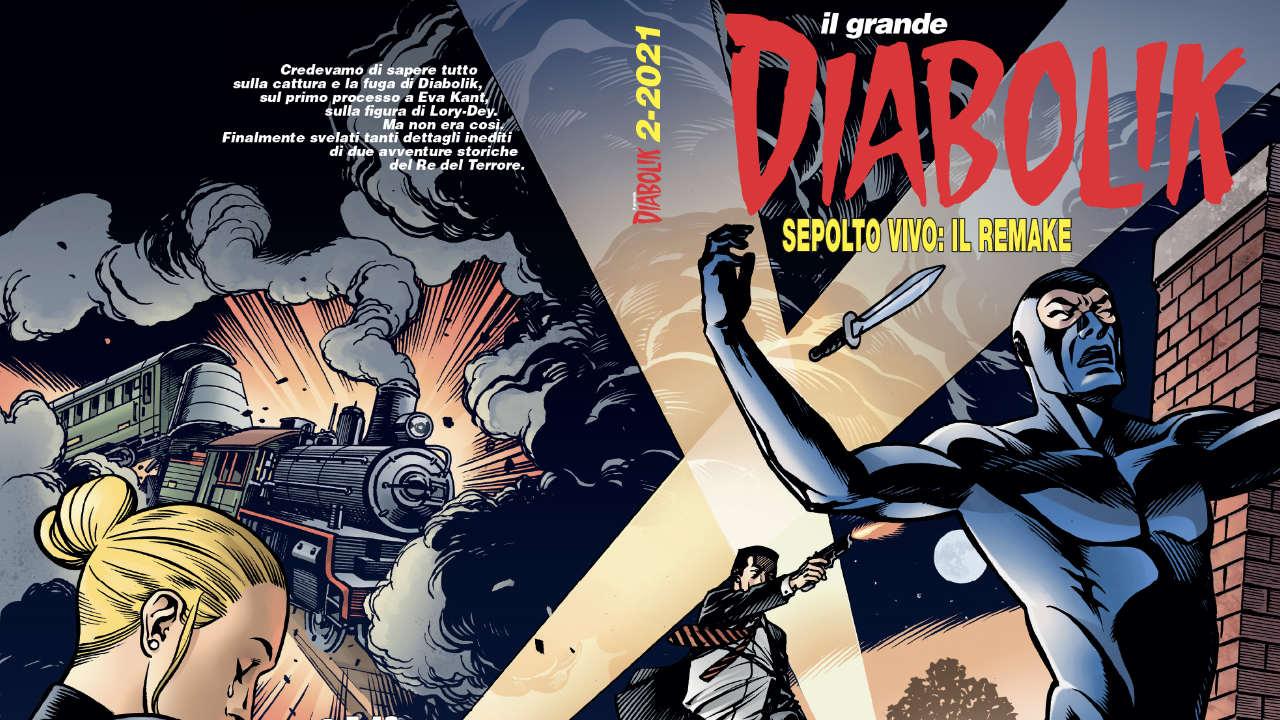 Diabolik, Sepolto vivo: Il remake è in arrivo thumbnail