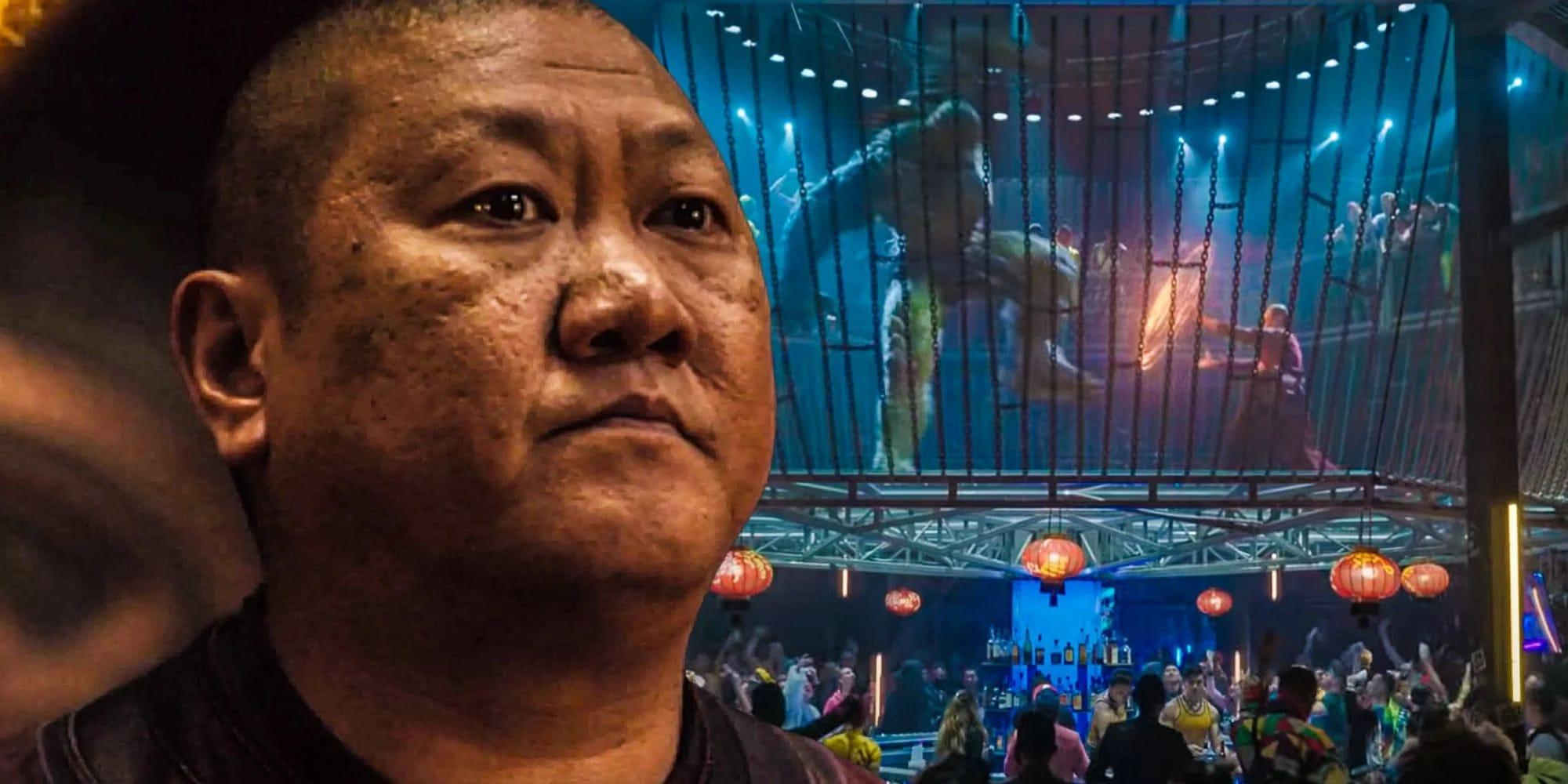 Sì, era proprio Wong nel trailer di Shang-Chi thumbnail