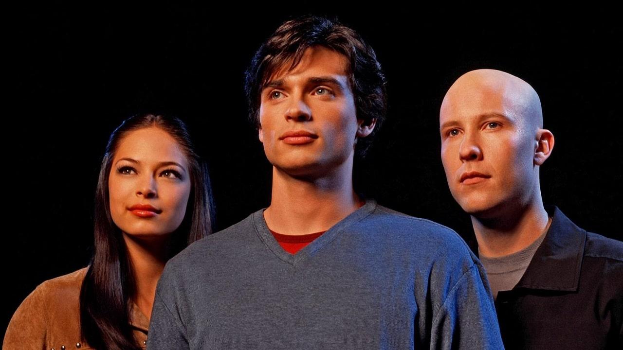 Tom Welling sta lavorando ad una serie animata su Smallville thumbnail