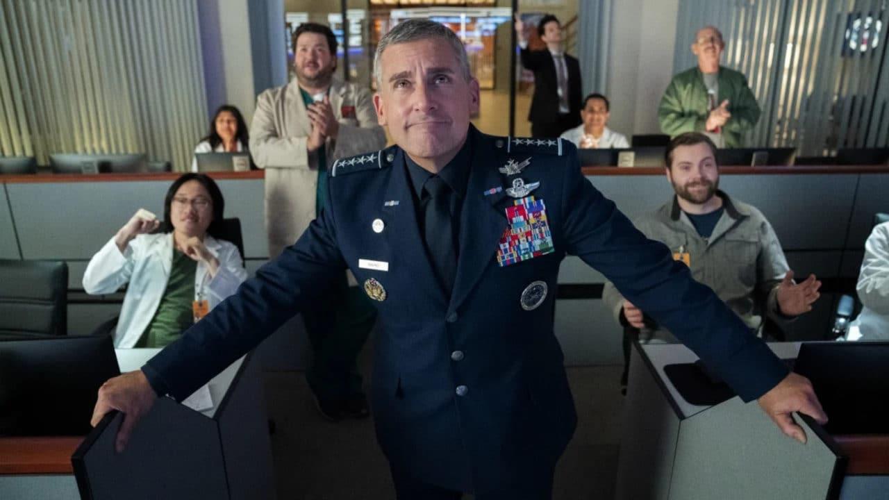 Le riprese della seconda stagione di Space Force sono iniziate thumbnail