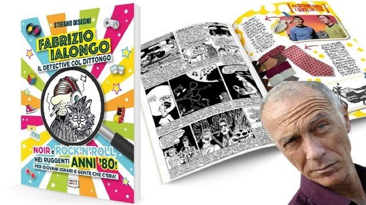 Stefano Disegni firma il primo numero della nuova collana Sagoma Comics thumbnail