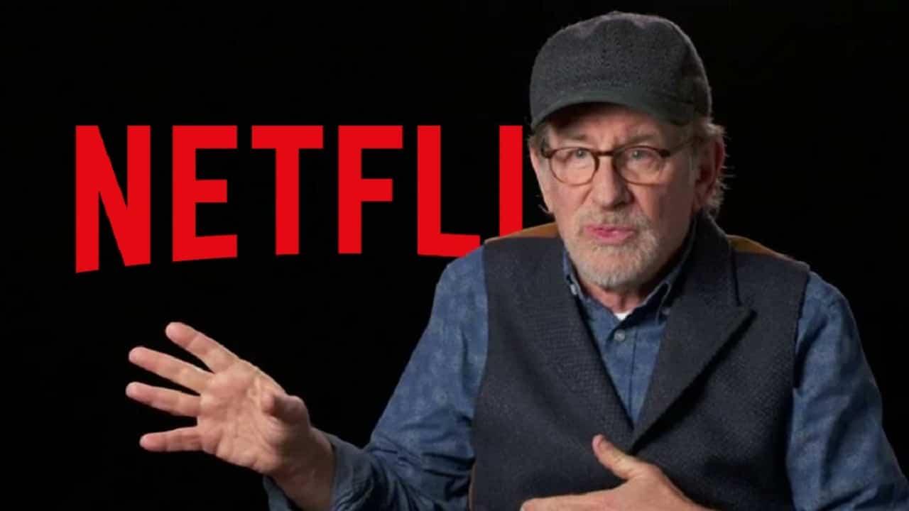 Steven Spielberg firma un accordo con Netflix thumbnail