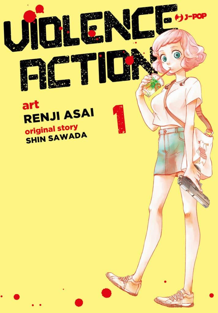 manga Violence Action