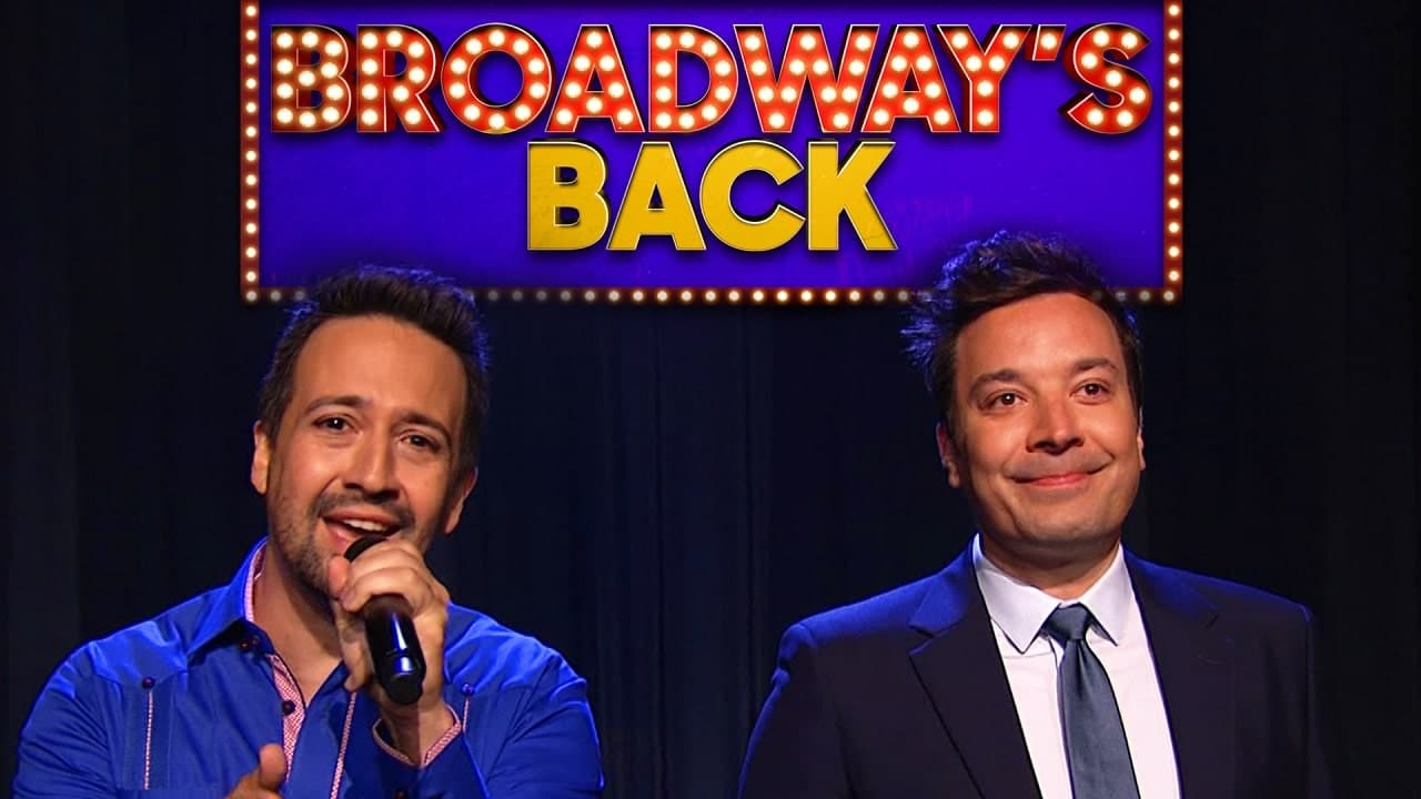 Lin-Manuel Miranda e Jimmy Fallon annunciano: Broadway's back thumbnail