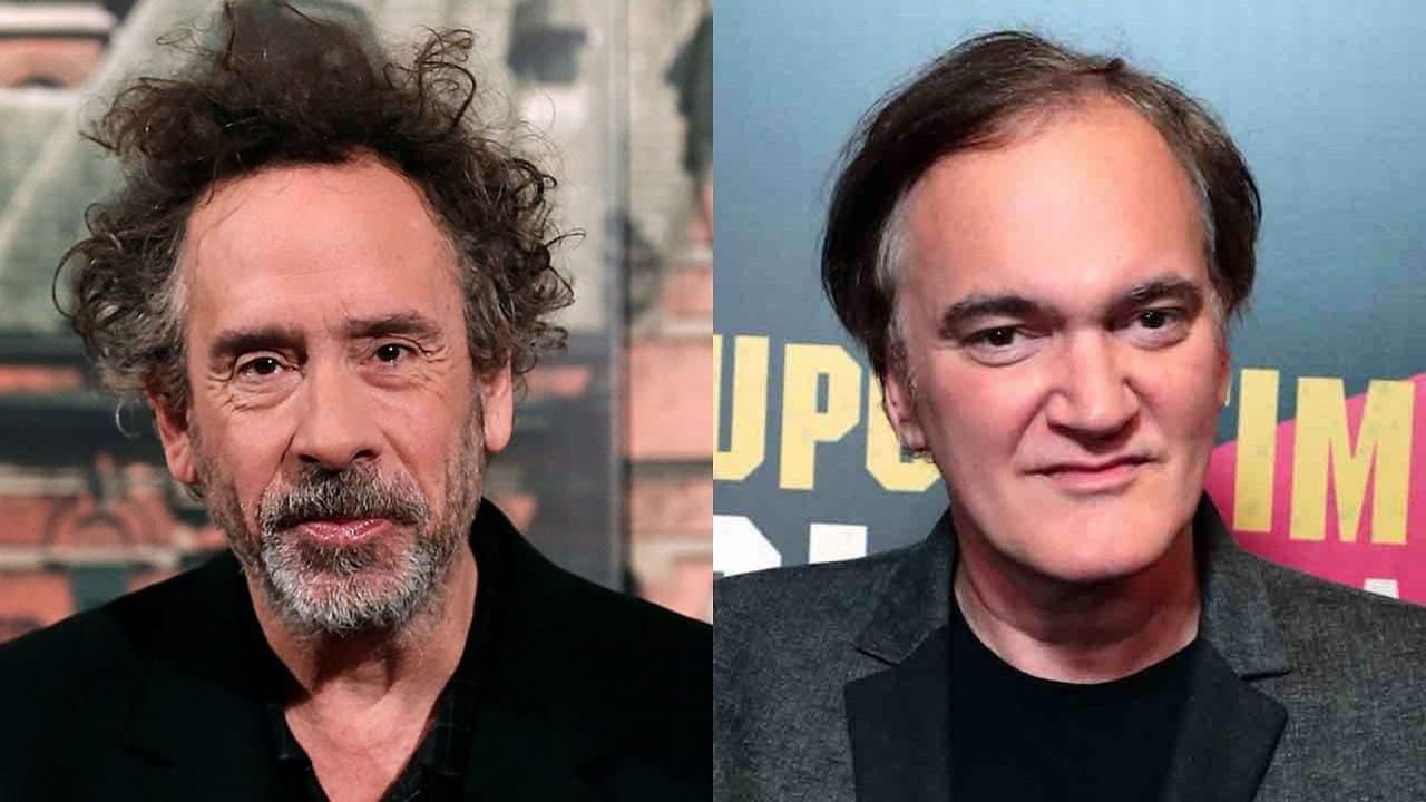 Tim Burton e Quentin Tarantino alla Festa del Cinema di Roma 2021 thumbnail
